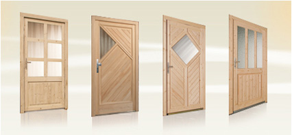 Extrem LUPOL Türen : Holz-Haustüren, PVC-Haustüren, Holz EZ37